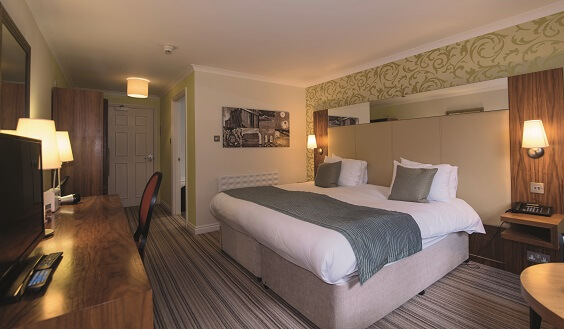 Rooms Review: Nidd Hall Harrogate Review Room Signature