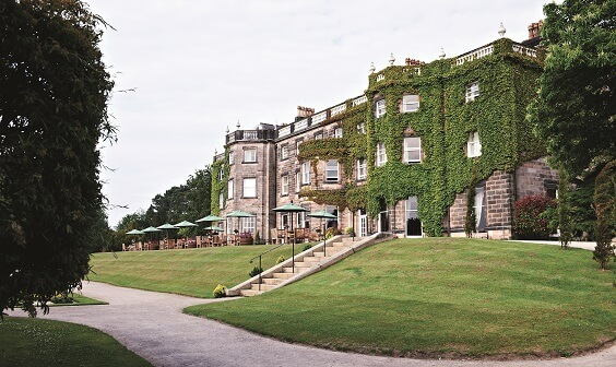 nidd hall review harrogate ivy exterior