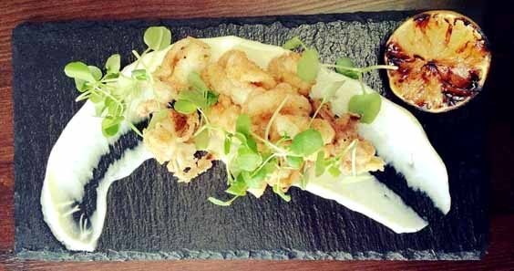 no11 somerset house restaurant review fish