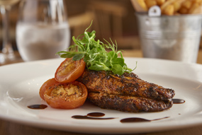 no88 Walmgate hotel indigo restaurant review fish