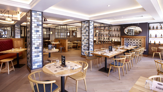 no88 Walmgate hotel indigo restaurant review