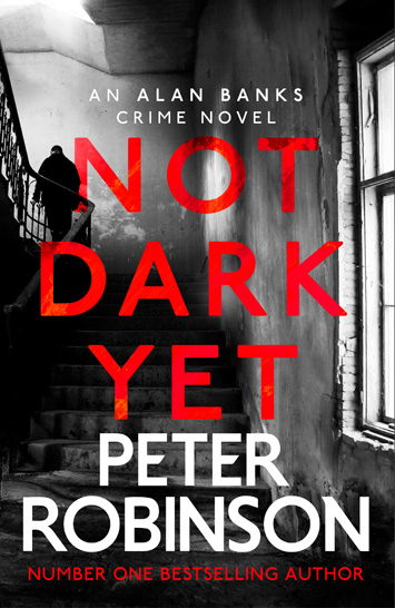 not dark yet peter robinson book review cover
