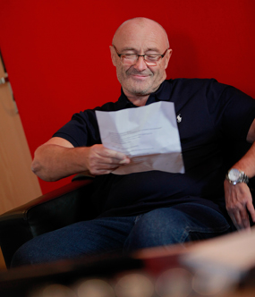 not dead yet phil collins the autobiography book review reading
