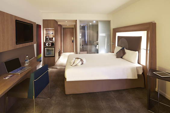 novotel london tower bridge hotel review bedroom