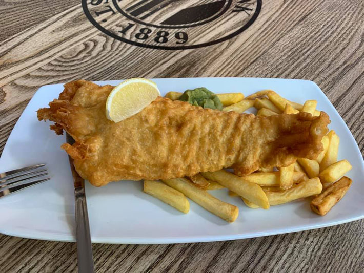old bank york restaurant review fish and chips