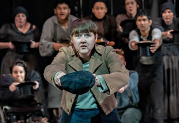 oliver twist review leeds playhouse main