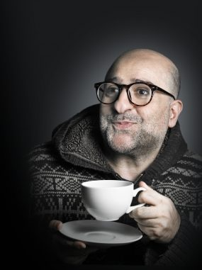 omid djalili live review york grand opera house february