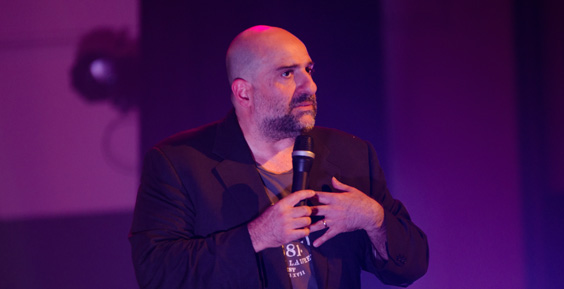 omid djalili live review york grand opera house