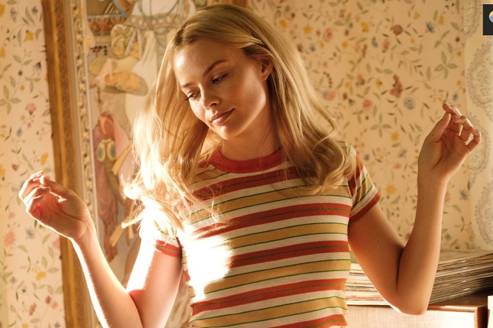 once upon a time in hollywood film review margot