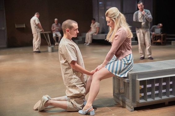 one flew over the cuckoo's nest review sheffield crucible june 2018