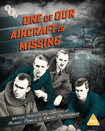 one of our aircraft is missing film review cover
