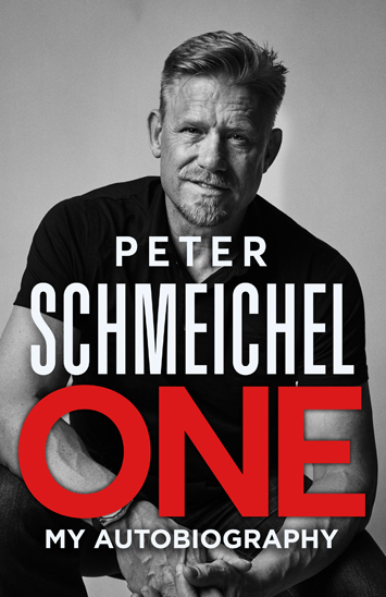 one peter schmeichel book review cover