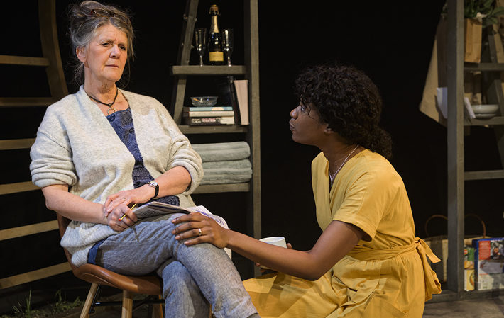 one under review leeds playhouse shenagh