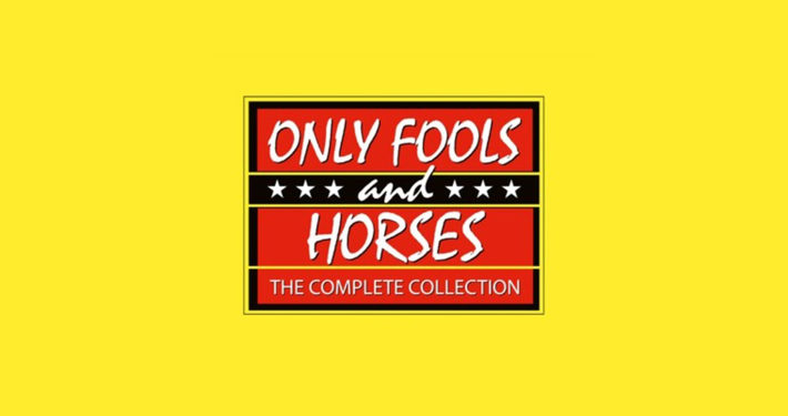 only fools and horses complete collection dvd cover