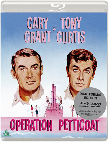operation petticoat film review cover