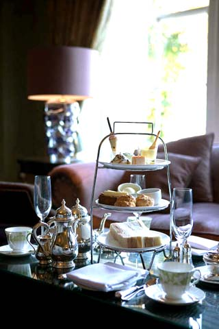 oulton hall afternoon tea restaurant review platter