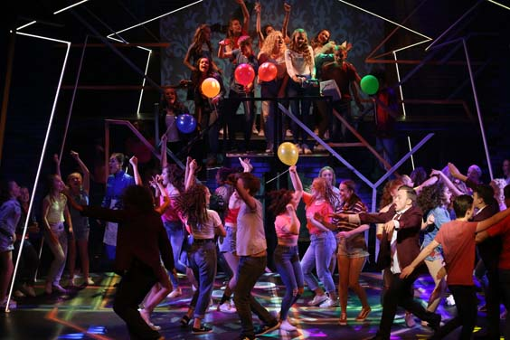 our house review wakefield theatre royal dancing