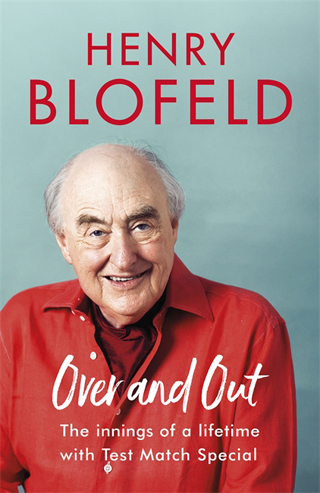 over and out henry blofeld book review cover