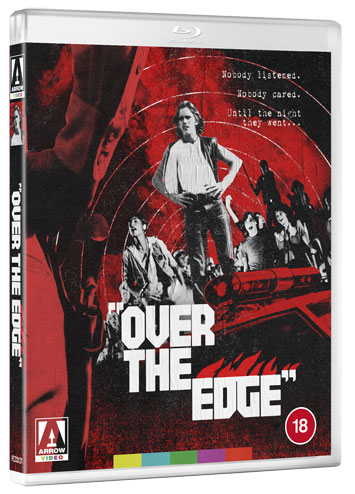 over the edge film review cover