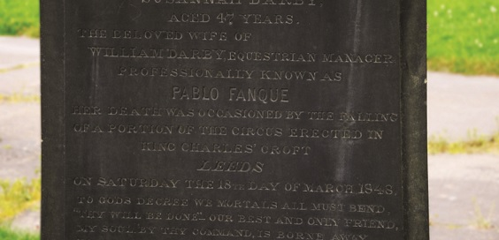 pablo fanque circus owner leeds