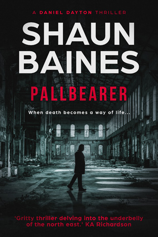 pallbearer shaun baines book review cover