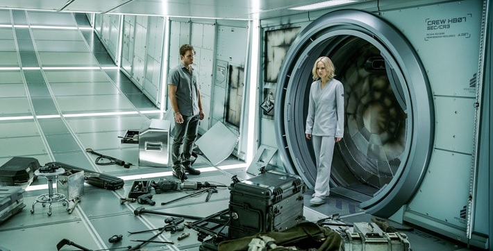 passengers film review lawrence