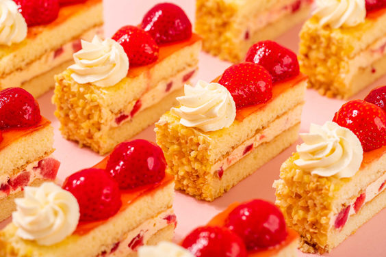 patisserie valerie york review strawberry