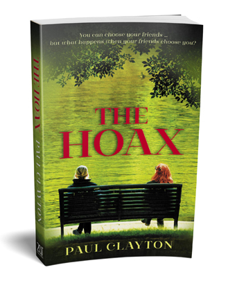 paul clayton the hoax review cover