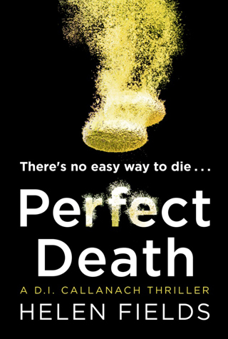 perfect death helen fields book review cover