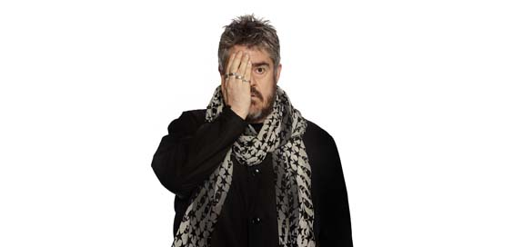 phill jupitus interview juplicity comedian eye closed