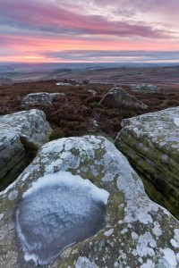 High Crag, Nidderdale, North Yorkshire mat robinson