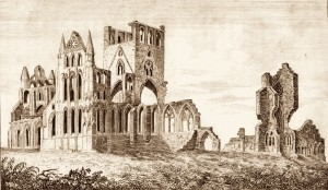 Whitby Abbey Ruins, c. 1790