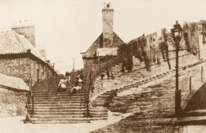 The 199 Steps, Whitby