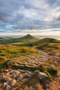 Roseberry Topping, North York Moors mat robinson
