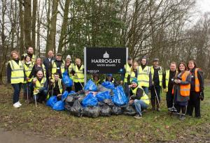 Harrogate Great British Spring Clean 2017