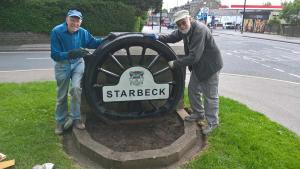 Starbeck volunteers