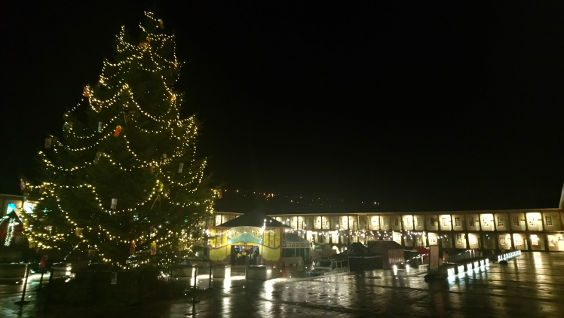 piece hall christmas 2017