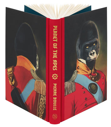 planet of the apes folio society book review cover