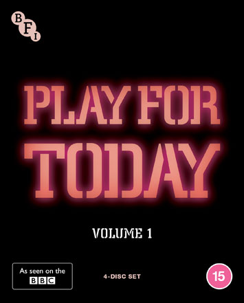 play for today volume 1 review cover