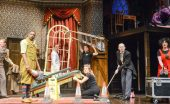 play that goes wrong review sheffield lyceum august 2018 main