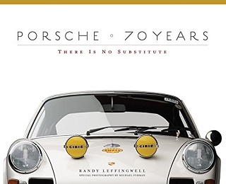 porsche 70 years book review cover