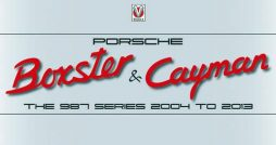porsche boxster and cayman book review