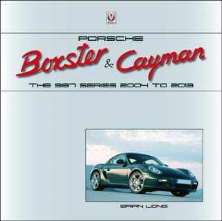 porsche boxster and cayman book review cover
