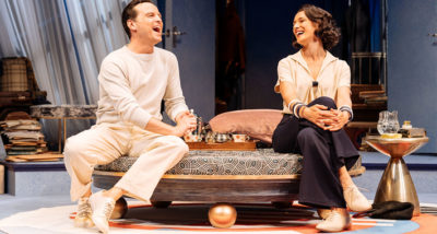 present laughter review old vic november 2019 main