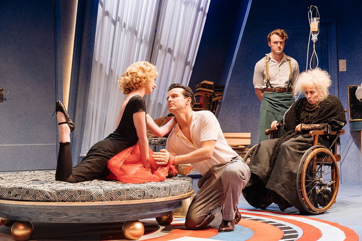 present laughter review old vic november 2019 stage
