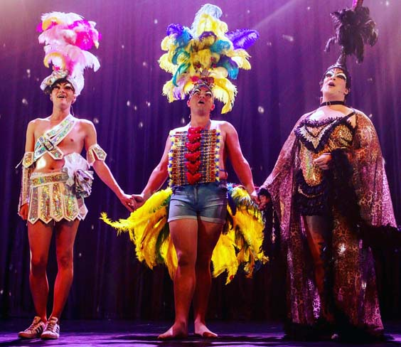 priscilla queen of the desert york grand opera house review cast