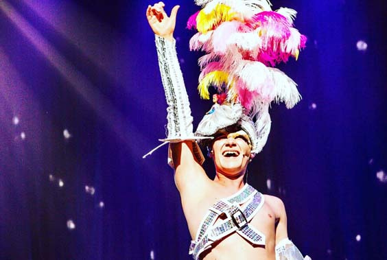 priscilla queen of the desert york grand opera house review celebration