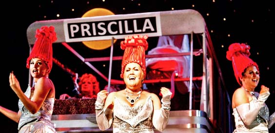 priscilla queen of the desert york grand opera house review singers
