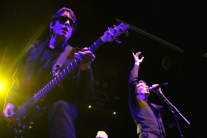 psychedelic furs live review leeds university october 2019 band