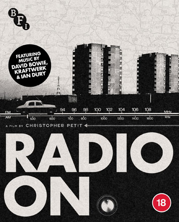 radio on film review cover
